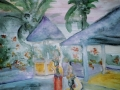 Balinese Landscape 1990
