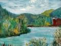 Landscape: Dewdney, BC 2014
