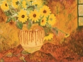 Sunflowers, not Van Gogh